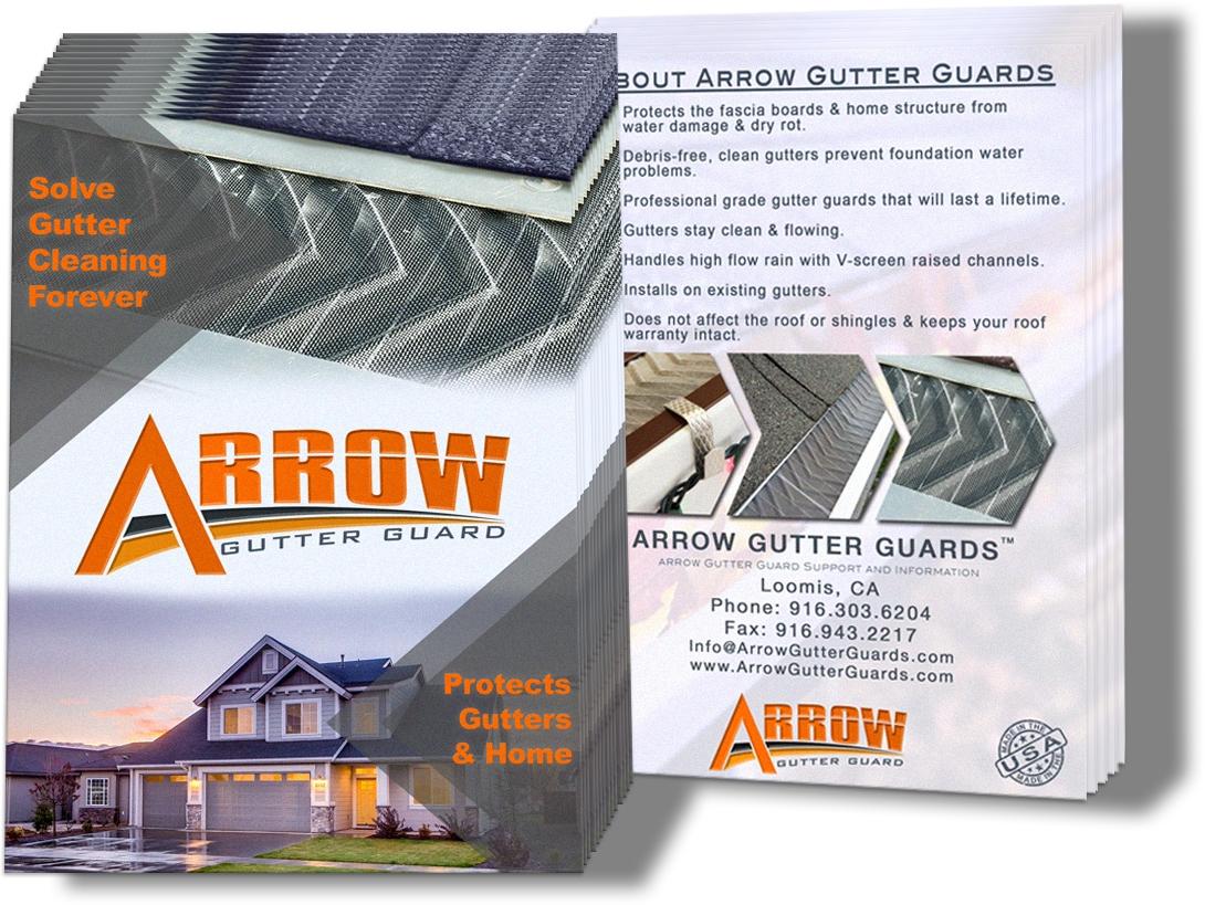 Home Arrow Gutter Guards
